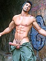 muscle Naked models male